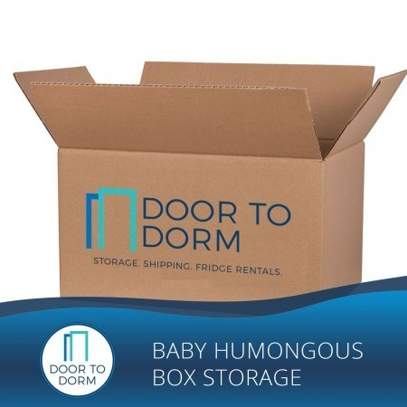 Baby Humungous Box Storage Door to Dorm