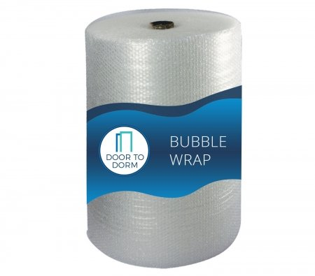 Bubble Wrap - Small Roll - Door to Dorm