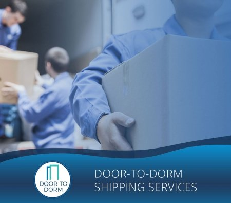 Door to Dorm - College Shipping Services