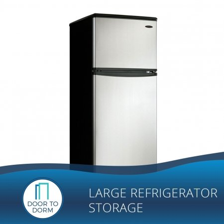 Large Refrigerator Storage - Door to Dorm
