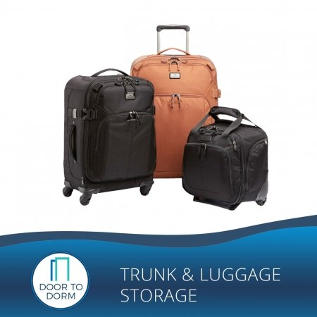 Trunk and Luggage Storage in New York - Door to Dorm