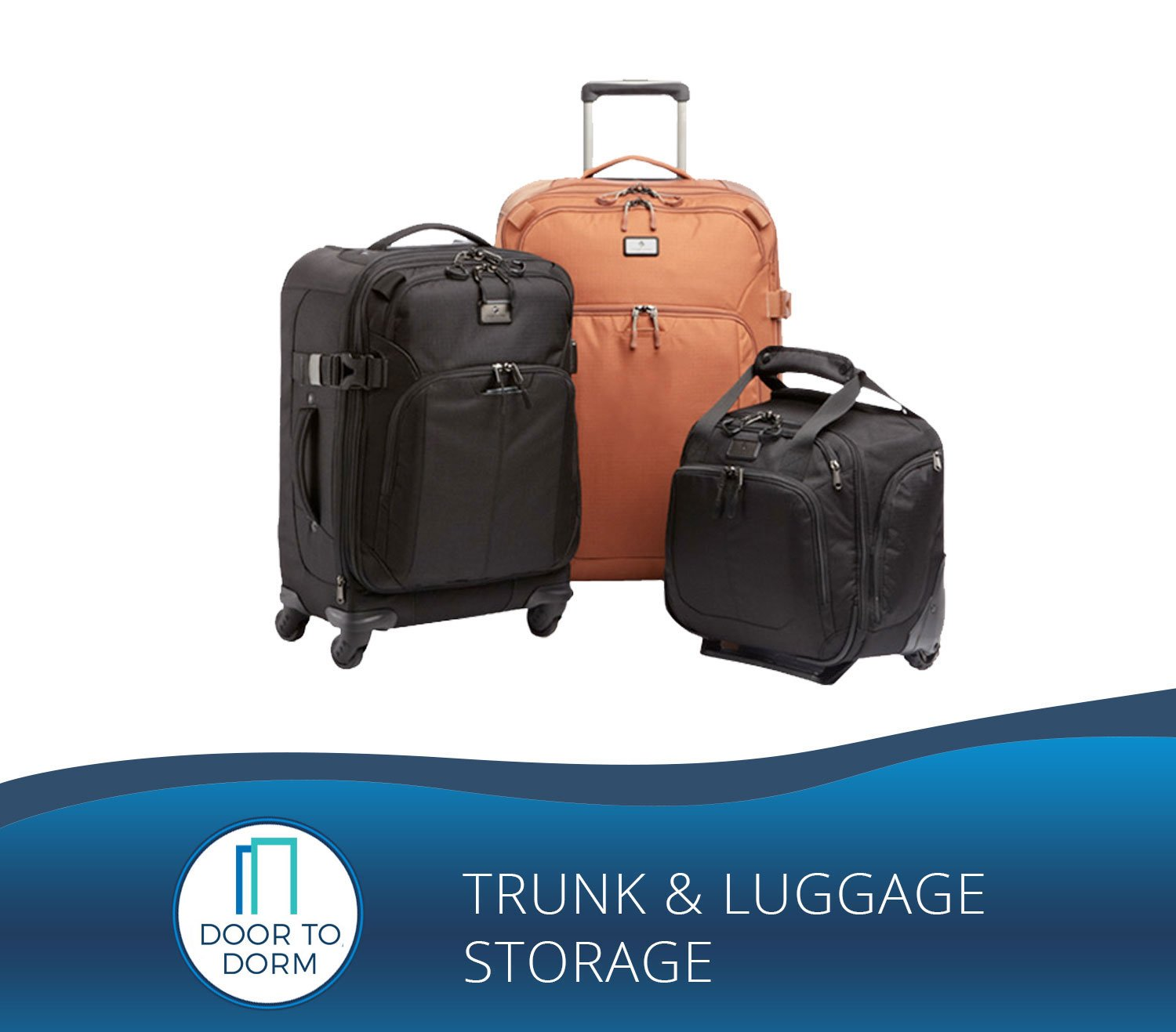 Gentil Trunk And Luggage Storage In New York   Door To Dorm