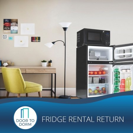 Fridge Rental Return - Door to Dorm