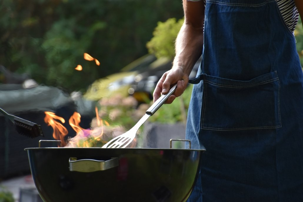 Grill, Oven, Summer Cooking, Cheap Summer, Affordable Summer